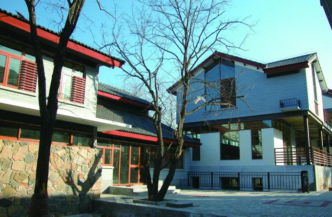 华清安地建筑设计